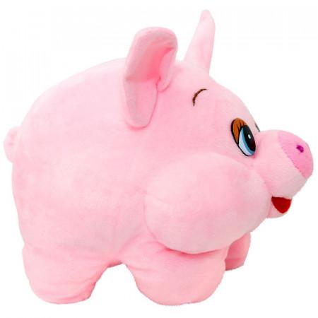 """Сладкий детский новогодний подарок в мягкой упаковке-игрушке """"Альфик"""" в стандартной комплектации"""