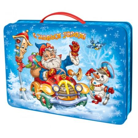 "Подарок ""Мороз с подарками"" 1600 грамм"
