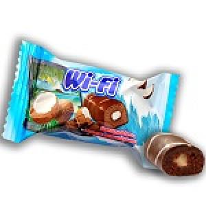 Вай-Фай шоколадный батончик с кокосово-молочной начинкой