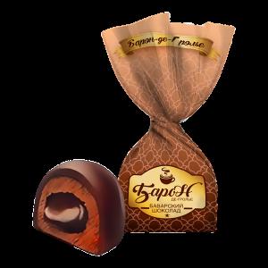 Барон-де-Гролье баварский шоколад