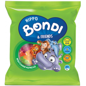 HIPPO BONDI & FRIENDS