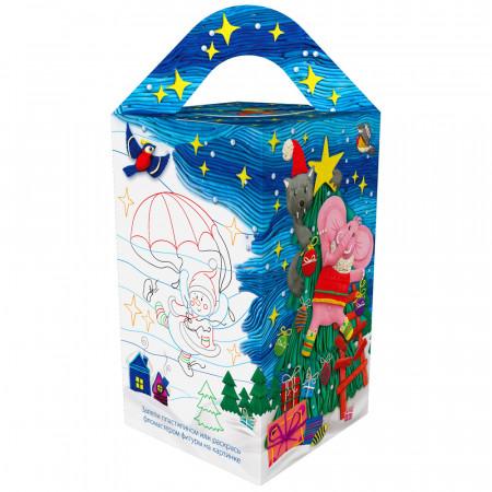 Подарочек голубой 600 грамм премиум