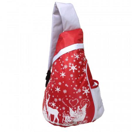 Рюкзак красный 2000 грамм элит
