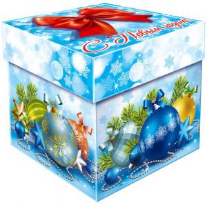 Куб синий 1500 грамм элит