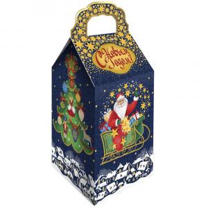 Подарок синий 1700 грамм элит