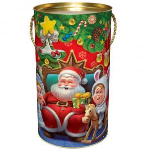 Туба Дед Мороз и Маша 800  стандарт
