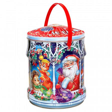 Дед Мороз 1500 грамм элит