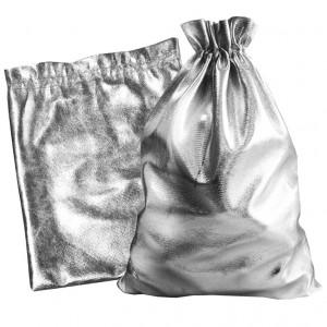 Мешочек из парчи Серебро 1000 грамм премиум