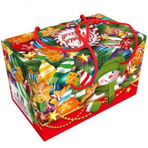 Посылка Елочные игрушки 900 грамм премиум