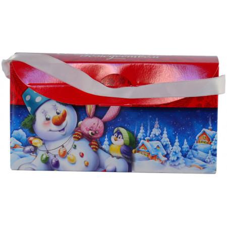 Новогодний с Дедом Морозом 600 грамм премиум