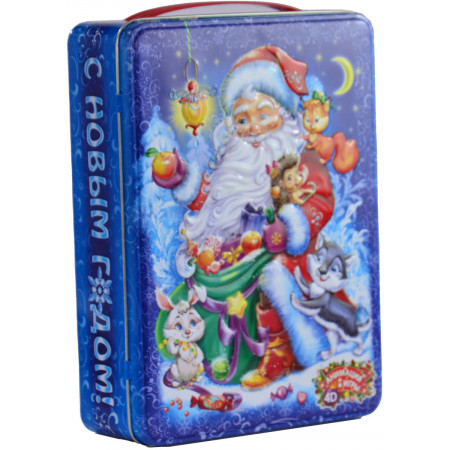 Дед Мороз 800 грамм элит