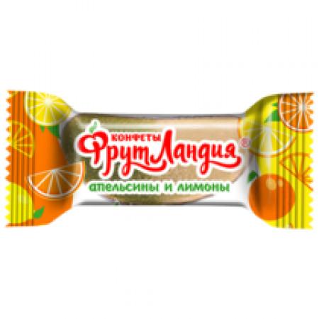 Фрутландия апельсинки и лимонки