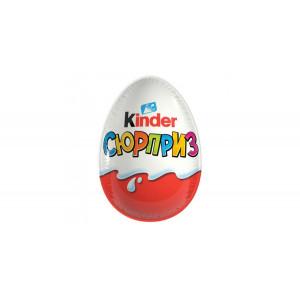 Киндер-сюрприз яйцо