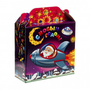 Дед Мороз в космосе 900 грамм стандарт