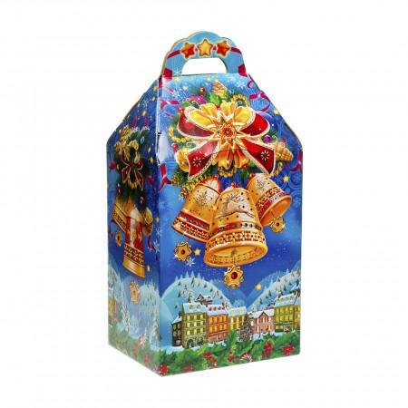 Сладкий новогодний подарок Бубенцы 1000 грамм элит