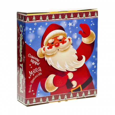 Сладкий новогодний подарок Мега находилка 800 грамм стандарт