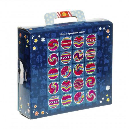 Сладкий новогодний подарок Подарок с игрой 800 грамм стандарт