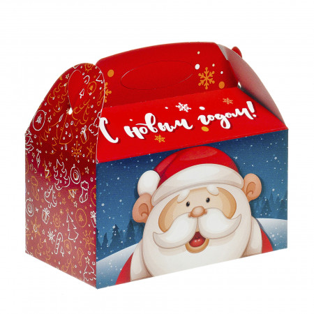 Сладкий новогодний подарок Тигренок 500 грамм элит