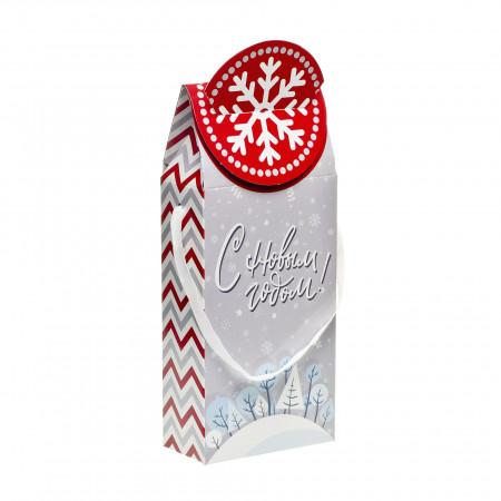 Сладкий новогодний подарок Пейзаж 500 грамм премиум