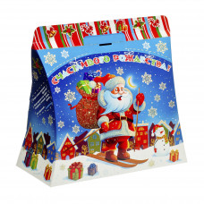 Поздравление Деда Мороза 1000 грамм стандарт