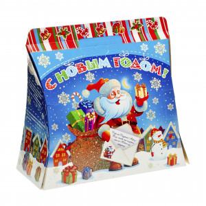 Поздравление Деда Мороза 1000 грамм премиум