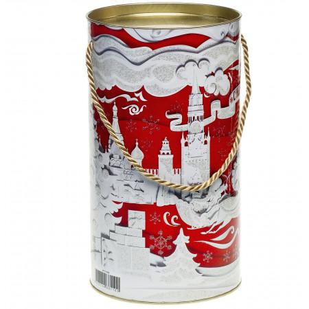 Сладкий новогодний подарок Туба Вензеля 800 грамм элит