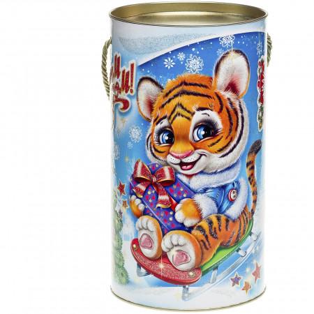 Туба Тигрята 800 грамм элит