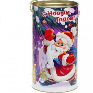 Туба С Дедом Морозом 800 грамм элит