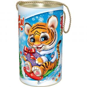 Туба Тигрята 800 грамм премиум
