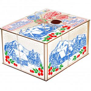 Посылка от Деда Мороза Евро 1700 грамм элит