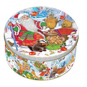 Шкатулка праздничная 800 грамм элит