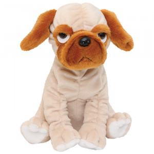 Мягкая игрушка собачка Альфик