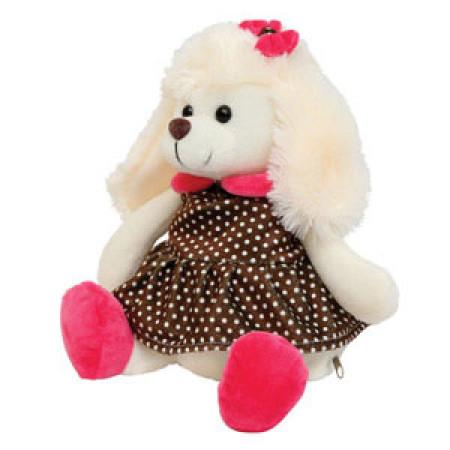 """Сладкий детский новогодний подарок """"Белка"""" 600 грамм комплектации стандарт в мягкой упаковке-игрушке"""