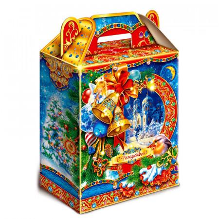 Новогодний подарок Колокольчики 900 грамм элит
