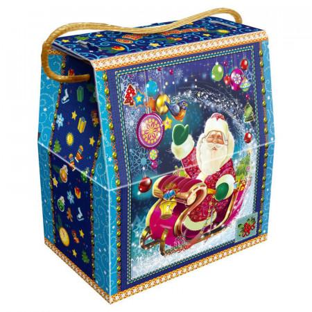 """Подарок """"Сани деда Мороза"""" 1100 грамм в стандартной комплектации"""